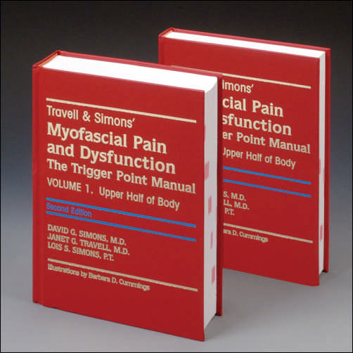 TRAVELL & SIMON'S MYOFASCIAL PAIN & DYSFUNCTION: TRIGGER PTS